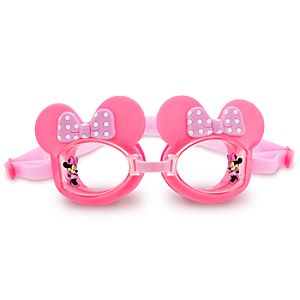 Minnie Mouse Swim Goggles for Girls