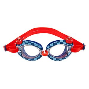 Lightning McQueen Swim Goggles for Boys