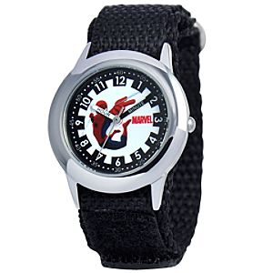 Time Teacher Spider-Man Watch for Kids