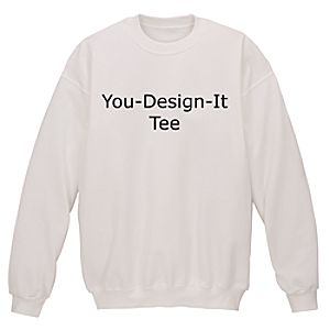 Customized Adult Double-Sided Sweatshirt