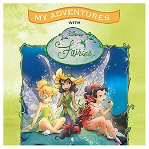 Disney Fairies My Adventures Personalized Book -- Standard Format