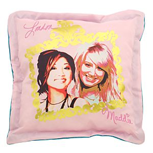 The Suite Life Toss Pillow