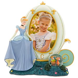 Cinderella Snow Globe Frame
