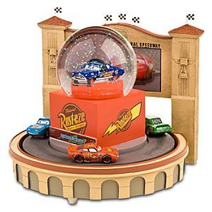 Disney Cars Snowglobe