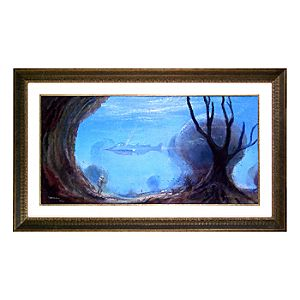 20,000 Leagues Under the Sea Limited Edition Giclée