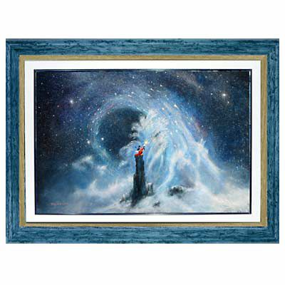 Mickey's Dream Limited Edition Giclée