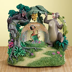 The Jungle Book Musical Snowglobe