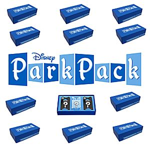 Disney Park Pack - Pin Trading Edition - Annual Subscription
