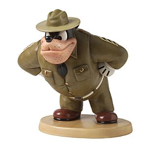 WDCC Pete Marching Orders Figurine