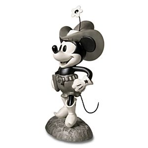WDCC Minnie Mouse Cutest Lil Cowgirl Figurine