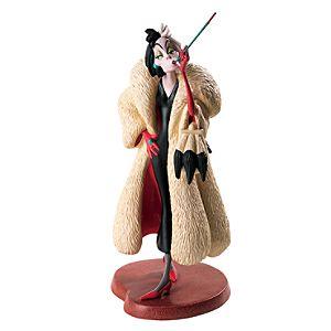 WDCC Cruella De Vil ''Perfectly Wretched'' Figurine