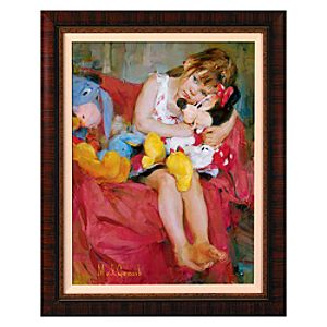 Hugs for Minnie Limited Edition Giclée