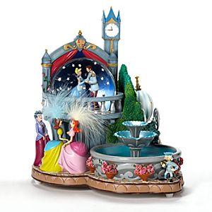 Cinderella Castle Snowglobe