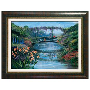 Pooh Sticks Limited Edition Gicl�e