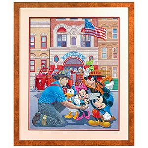 Engine 55 Limited Edition Print