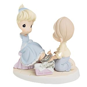 Cinderella Your Love is a Perfect Fit Figurine by Precious Moments