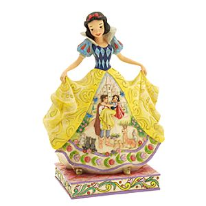 Snow White Fairytale Endings for the Fairest of Them All Figurine by Jim Shore