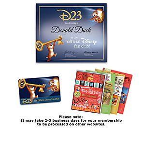 D23 Silver Gift Membership