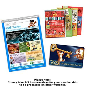 D23 Gold Membership Renewal to Silver Membership