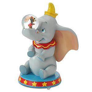 Jumbo Dumbo Snow Globe