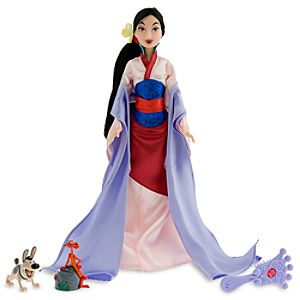 Disney Princess & Friends Mulan Doll