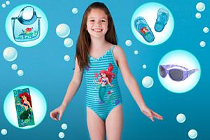 Reversible Ariel Swimwear Collection