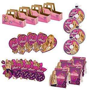 Hannah Montana Party Favor Set