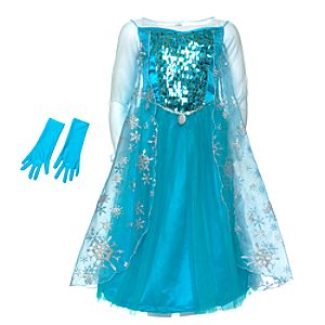 Frozen - Elsa Costume For Kids
